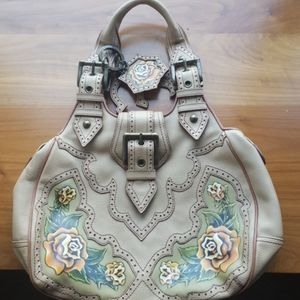 VINTAGE ISABELLA  FIORE BAG WOMENS